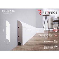Listwa przypodłogowa MDF Hania R20 - 16x80x2620 mm