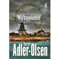 Książki kryminalne, sensacyjne i przygodowe, WYBAWIENIE DEPARTAMENT Q TOM 3 - Jussi Adler-Olsen DARMOWA DOSTAWA KIOSK RUCHU (opr. miękka)