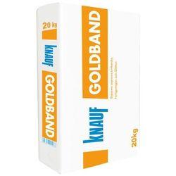 Tynk gipsowy ręczny GOLDBAND Biały 20 kg KNAUF