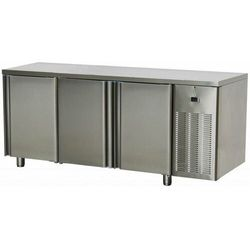 Stół chłodniczy trzydrzwiowy | 380L | 300W | 1365x700x(H)1300m