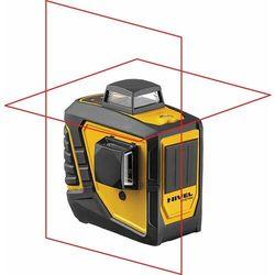 Laser krzyżowy Nivel System CL2D Poziomica Statyw SJJ-M1 EX