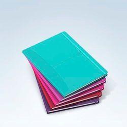 Notatnik oxford signature a5 80k 90g kratka pastelowe kolory