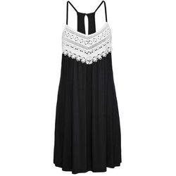 Sukienka letnia bonprix czarny