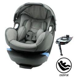 Nania fotelik samochodowy Migo Satellite Isofix Platinum Gris - BEZPŁATNY ODBIÓR: WROCŁAW!