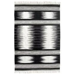 HK Living Kilim czarnobiały 120x180cm TAP0865