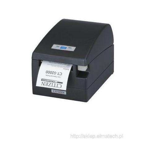Drukarki termiczne i etykiet, Citizen CT-S2000