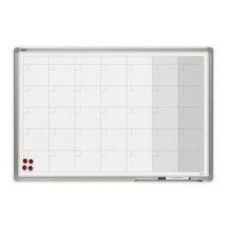 Planer miesięczny magnetyczny 2x3 officeBoard ceramiczny 90x60cm
