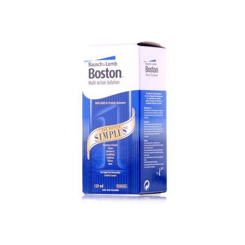 Płyny pielęgnacyjne do soczewek, BOSTON SIMPLUS 120ml