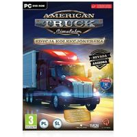 Gry PC, American Truck Simulator (PC)