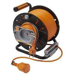 Przedłużacz bębnowy Diall 3 x 1,5 mm2 47 m + 3 m
