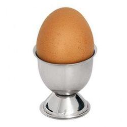 Stalowy kieliszek na jajko
