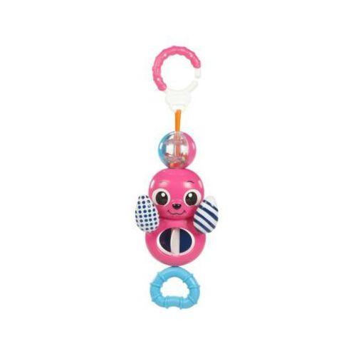 Interaktywne dla niemowląt, Zabawa w chowanego z foczką, różowa - DARMOWA DOSTAWA OD 199 ZŁ!!!