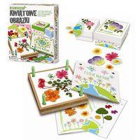 Gry dla dzieci, Recykling - Suszone kwiaty
