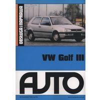 Biblioteka motoryzacji, VW Golf III (opr. miękka)