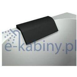 Sanplast zagłówek żelowy czarny 661-A0024-43