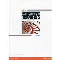 Książki do nauki języka, New Language Leader Elementary. Podręcznik (opr. miękka)