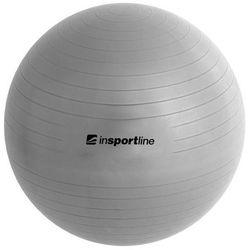 Piłka gimnastyczna inSPORTline Top Ball 65 cm, Szary