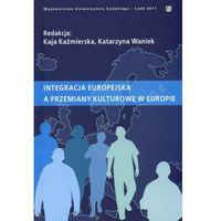 E-booki, EBOOK Integracja europejska a przemiany kulturowe w Europie
