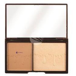 Makeup Revolution I Heart Make Up (W) paletka do konturowania twarzy Bronze & Glow 11g