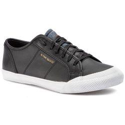 Sneakersy LE COQ SPORTIF - Deauville Winter Craft 1820062 Black/Dress Blue