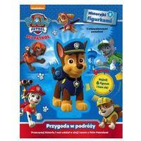 Książki dla dzieci, Psi Patrol Historyjki z figurkami - Media Service Zawada (opr. twarda)