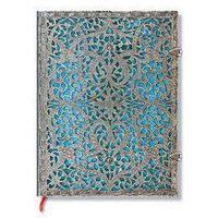 Notesy, Notatnik Ultra Maya Blue w linie - Paperblanks DARMOWA DOSTAWA KIOSK RUCHU