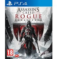 Gry na PS4, Assassin's Creed Rogue Remastered (PS4)