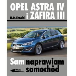 Opel Astra IV i Zafira III (opr. miękka)