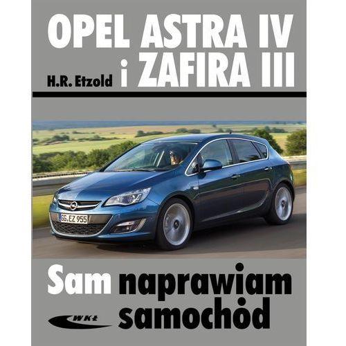 Biblioteka motoryzacji, Opel Astra IV i Zafira III (opr. miękka)