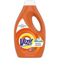 Płyny do prania, Vizir Alpine Fresh Płyn do prania 1,1L 20 prań