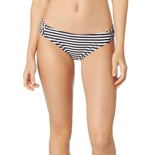 Stroje kąpielowe, Fox Jail Break Lace Up Bikini Kobiety biały/czarny XS 2018 Stroje kąpielowe