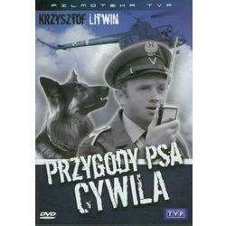 Przygody Psa Cywila (DVD) - Krzysztof Szmagier. DARMOWA DOSTAWA DO KIOSKU RUCHU OD 24,99ZŁ