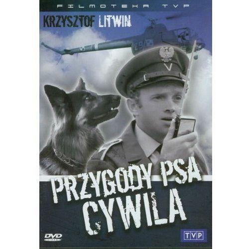 Seriale i programy TV, Przygody Psa Cywila (DVD) - Krzysztof Szmagier. DARMOWA DOSTAWA DO KIOSKU RUCHU OD 24,99ZŁ