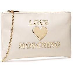 Torebka LOVE MOSCHINO - JC4168PP1DLF0110 Avorio