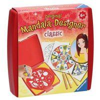 Kreatywne dla dzieci, Mini Mandala Designer Classic - RAVENSBURGER