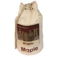 Torby i worki szkolne, Klocki Maple worek 400 szt. drewnianych klocków