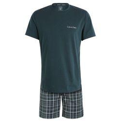 Calvin Klein Underwear SHORT CREW SET Piżama green