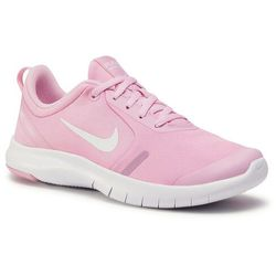 Buty NIKE - Flex Experience Rn 8 Gs AQ2248 600 Pink Rise/White/Pink Foam