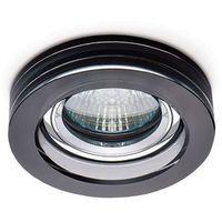 Oprawy, Oprawa do wbudowania OH49 CZARNA 5900605099155 - Kobi Light - Rabat w koszyku