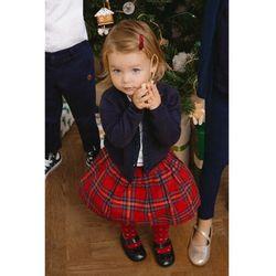 Spódniczka dziewczęca w kratę 3Q3915 Oferta ważna tylko do 2031-04-10