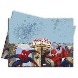 """Obrus plastikowy """"Spiderman Ultimate"""", Człowiek-Pająk 120 x 180 cm"""