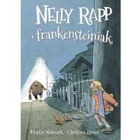 Książki dla dzieci, Nelly Rapp i frankensteiniak - Martin Widmark (opr. twarda)