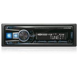 Radio samochodowe FM ALPINE UTE-92BT Czarny