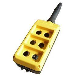 Obudowa kasety sterowniczej, dwurzędowa z 6 otworami PLB06K