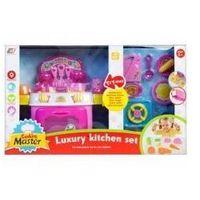 Kuchnie dla dzieci, Kuchenka z akcesoriami światło/dźwięk