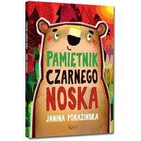 Książki dla dzieci, Pamiętnik Czarnego Noska (opr. miękka)