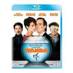 Rybka zwana Wandą (Blu-Ray) - Charles Crichton DARMOWA DOSTAWA KIOSK RUCHU