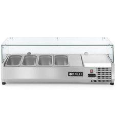 Nadstawa chłodnicza 4x GN 1/3 | 1200x395x(H)430mm