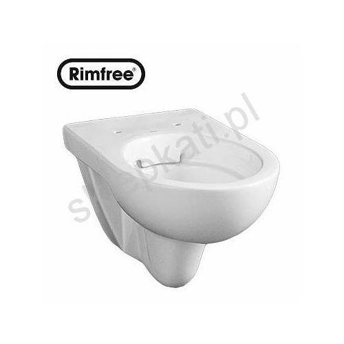 Miski i kompakty WC, Miska WC wisząca NOVA PRO OWAL KOŁO