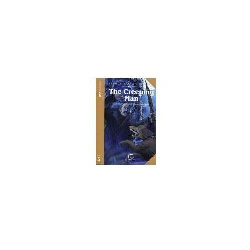 Książki do nauki języka, The creeping man sb + cd mm publications (opr. broszurowa)